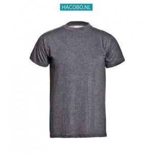 T-shirt Santino Joy, Donkergrijs