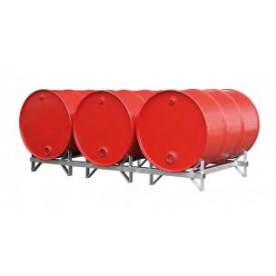 Vatenpallet Type FP-3 voor 3 vaten