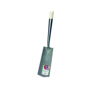 Spade ECCO kabel + opstap, 320x110/130, Essen T-steel, 85 cm