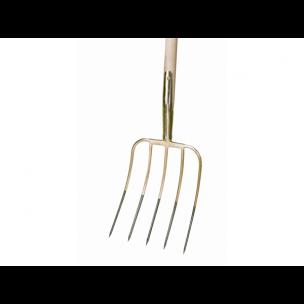 Mestvork 5 Tands, Essen T-steel 85 cm