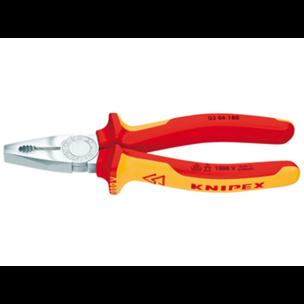 Knipex kombinatietang VDE 160mm, 0306160