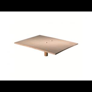 Het Melkmeisje Raapbord hout 500 x 400mm, MM392540