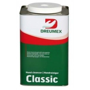Dreumex handreiniging classic blik 4.5 Liter
