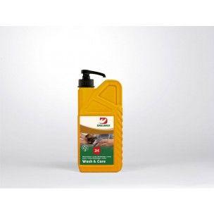 Dreumex handreiniging Wash & care Can + pomp 1 Liter