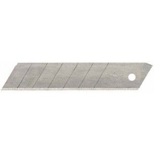 Stanley Reserve afbreekmessen 25 mm (10 stuks)