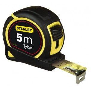 Stanley rolbandmaat Tylon 5 meter 19 mm