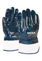 Oxxa Handschoen X Nitrile-Pro (Kap) Uitstekende weerstand tegen schurende materialen.