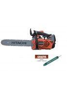 Hitachi Kettingzaag CS33EDTP-WN 30cm 32,2cc 1,2kW