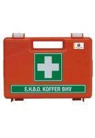 Basis BHV Koffer Groot Oranjekruis 2011 + Wandhouder (Open)