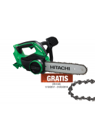 Hitachi Accu kettingzaag - 36 V / 30 cm CS36DL(W4)