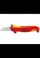 Knipex Kabelmes met beschermkap, 190mm