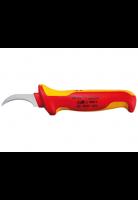 Knipex Ontmantelingsmes, VDE-getest, 190mm