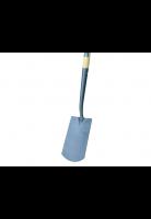 Spade ECCO grijs epoxy, 270x140/160, Essen T-steel, 85 cm