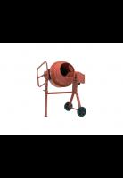Lescha Betonmolen Euromix 125 WE, 230V 90 Liter