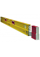 Stabila Waterpas 106T 183-315 cm , Overbruggen van lange afstanden