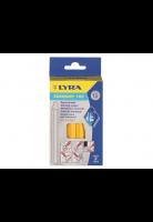 LYRA merkkrijt Economy Geel 12st, 4850007