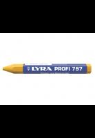 LYRA merkkrijt Profi 797 geel 3 st, 4878006