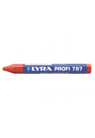 LYRA merkkrijt Profi 797 rood 3 st., 4878005