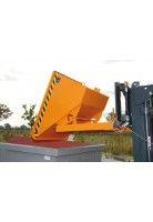 Kiepcontainer Type Expo 2100, 2.10 m3, 1500 KG