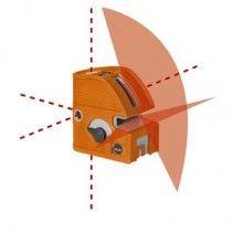 Nedo X-Liner 5.2 Punt-en Lijnlaser N460872 30m 0.3mm/m