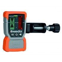Nedo Laserontvanger Acceptor 2 N430334 1mm 550m