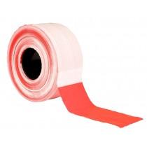 Foliefol afzetlint Professionele rood-wit