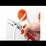 Knipex electro-installatietang VDE