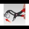 Knipex waterpomptang Cobra gepolijst 300 mm