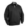 Blåkläder 3370 polosweater, Zwart