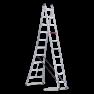 Altrex Rocky DR 2 x 12 Opsteek-/reformladder, 150212