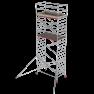 Rolsteiger RS Tower 42, 1.35m breed, 1.85m lang, Diverse hoogten