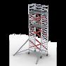 Rolsteiger RS Tower 52, 1.35m breed, 1.85m lang, Diverse hoogten