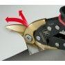 Stanley Fatmax Blikschaar Pro Aviation 250 mm - Links Snijdend (in gebruik)