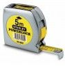 Stanley rolbandmaat Powerlock boveninkijkvenster 5 meter 19 mm